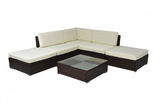 rattan lounge rattan gartenm bel g nstig kaufen. Black Bedroom Furniture Sets. Home Design Ideas
