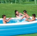 Bestway Swimming Pool Deluxe 305 x 183 x 56 cm
