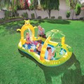 Piscine de jeux Safary Play 2.8 x 1.7 x 1.37 m