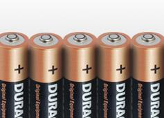 Batteries de Duracell