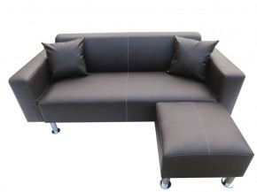 Canapé sofa marron