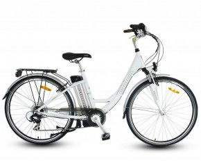 7-Gang TOTEM Damen E-Bike