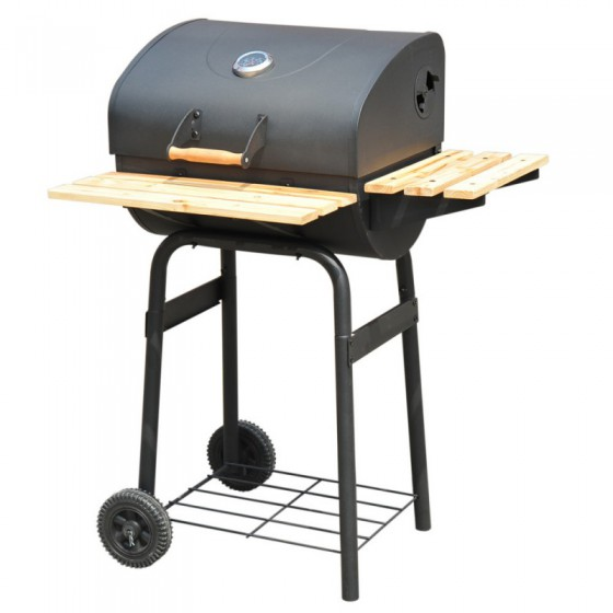 BBQ Grill Holzkohle Grill Smoker