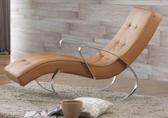 Chaise relaxante chaise longue