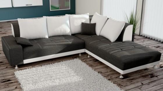 Canap d 39 angle nizza droite magasin en ligne gonser - Canape disponible immediatement ...