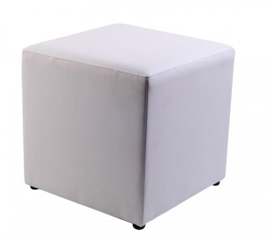 design pouf blanc magasin en ligne gonser. Black Bedroom Furniture Sets. Home Design Ideas