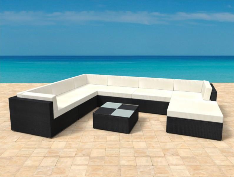 gartenm bel rattanlounge teneriffa online shop gonser. Black Bedroom Furniture Sets. Home Design Ideas