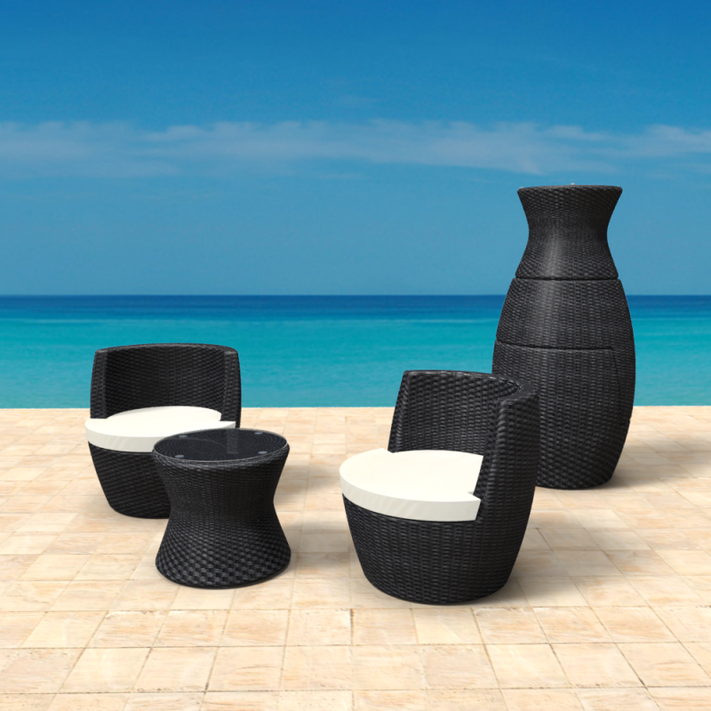 rattanm bel outdoor g nstig. Black Bedroom Furniture Sets. Home Design Ideas