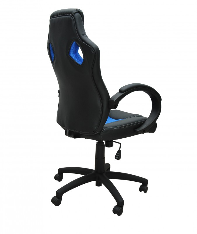 Chaise de bureau sportif bleu magasin en ligne gonser - Chaise de bureau bleu ...