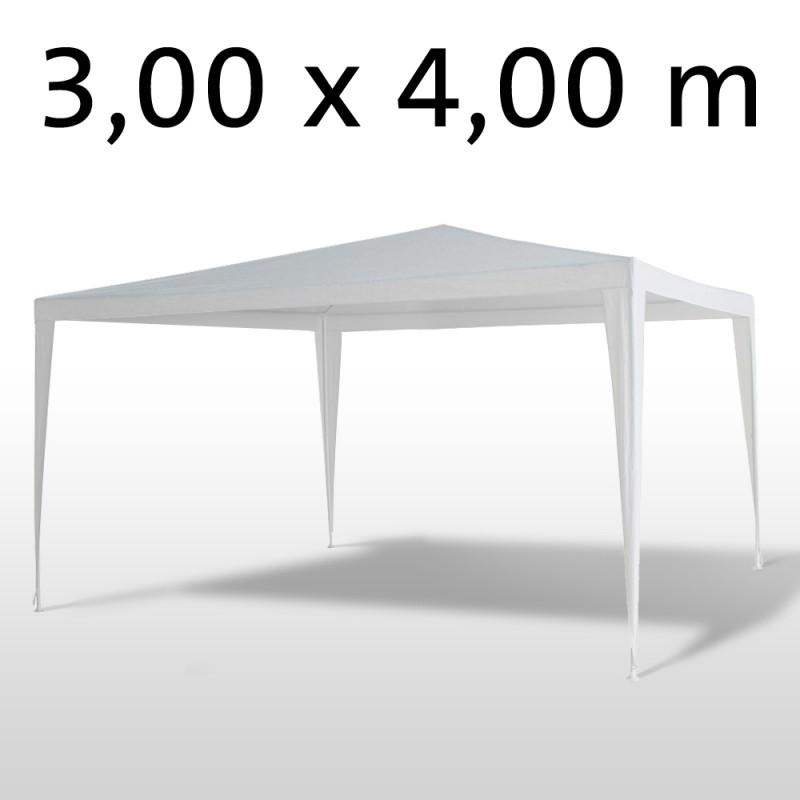 gartenpavillon 3x4 m weiss online shop gonser. Black Bedroom Furniture Sets. Home Design Ideas