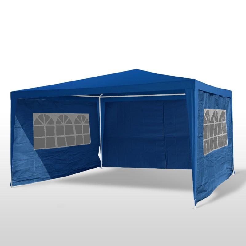 pavillon de jardin 3x4 m bleu magasin en ligne gonser. Black Bedroom Furniture Sets. Home Design Ideas