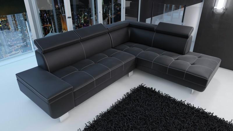 ecksofa debora l form rechts online shop gonser. Black Bedroom Furniture Sets. Home Design Ideas