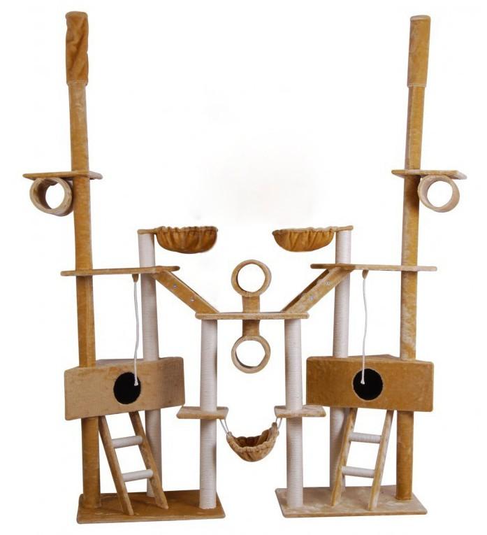 arbre xxl griffer pour chat in essertes kaufen bei. Black Bedroom Furniture Sets. Home Design Ideas
