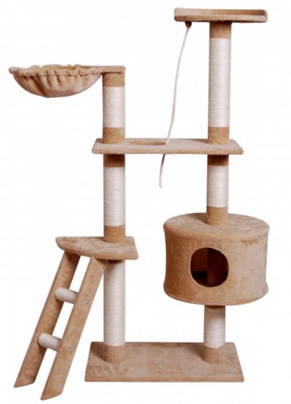 katzenbaum 150 cm beige online shop gonser. Black Bedroom Furniture Sets. Home Design Ideas