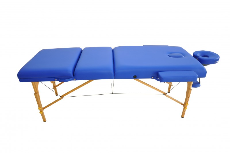 Table de massage 3 zones bleu magasin en ligne gonser - Table de massage pas chere ...